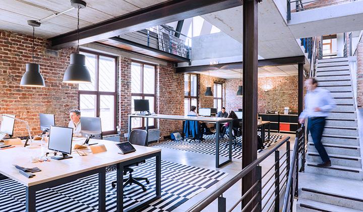 レポート:オフィスじゃなくても働ける時代のオフィスビルのあり方