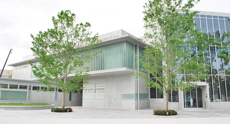 横須賀市救急医療センター(医師会館)